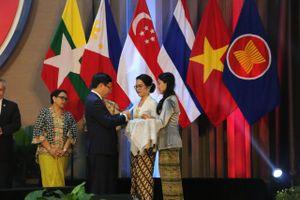 Phó Thủ tướng dự lễ khánh thành trụ sở mới Ban Thư ký ASEAN