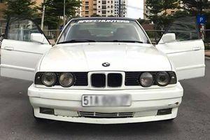 'Xế hộp' BMW 5 Series chỉ 59 triệu đồng tại Sài Gòn