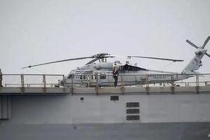 Mỹ phê chuẩn bán lô trực thăng trị giá 800 triệu USD cho Hàn Quốc