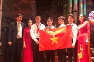 Việt Nam xếp hạng 5 thế giới tại kì thi Toán quốc tế IMC 2019