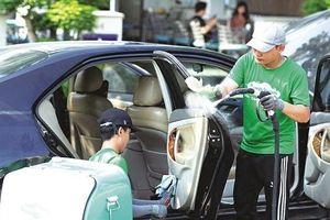 Cách mạng rửa xe