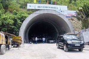 Dự án mở rộng hầm Hải Vân 2 sẽ về đích trước dự kiến