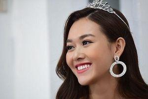 Á hậu Tường San tiết lộ rất thần tượng Tăng Thanh Hà, Đỗ Mỹ Linh