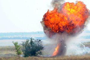 Nổ động cơ phản lực thử nghiệm, sáu người thương vong