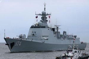 Hải quân Trung Quốc sẽ 'phô trương lực lượng' ở vùng Vịnh?