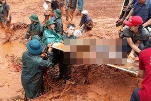 Vụ sạt lở ở Đắk Nông: Tìm thấy thi thể 3 người trong gia đình bị vùi lấp