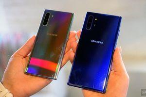Bộ đôi Android đỉnh cao Galaxy Note 10 và Note 10+ có gì mới?