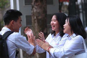 ĐH Quốc gia Hà Nội công bố điểm chuẩn các trường thành viên năm 2019