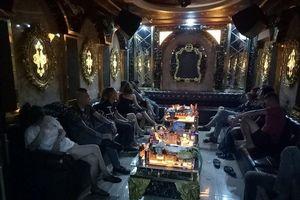 TP.HCM: Gần 30 dân chơi nghi phê ma túy ở nhà hàng