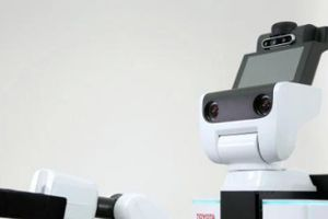 Toyota cộng tác với công ty AI Preferred Networks để thiết kế Robot trợ giúp con người