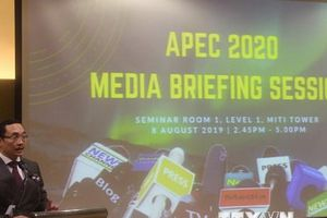 Malaysia: APEC 2020 sẽ đưa ra mục tiêu tiếp nối Mục tiêu Bogor