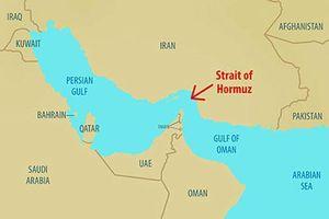 Những ván bài để ngỏ về eo biển Hormuz