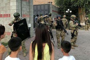 Kyrgyzstan – bắt hụt cựu tổng thống Atambayev, 36 người thương vong