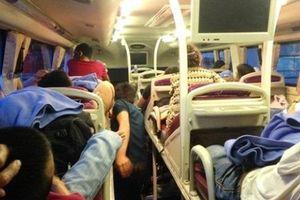 Nữ hành khách đi từ Hà Tĩnh ra Hà Nội tố nam phụ xe có hành vi sàm sỡ lúc rạng sáng