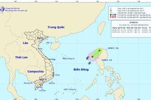 Siêu bão Lekima làm suy yếu nhanh áp thấp nhiệt đới trên Biển Đông