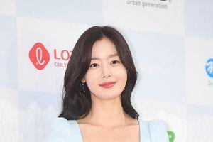 Mưa lớn tại thảm đỏ 'LHP Jecheon 2019': Yoon Eun Hye tự tin đọ sắc Krystal - Ham Eun Jung, Kim Jae Wook bảnh trai
