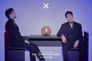X1 tiết lộ ảnh debut của trưởng nhóm Han Seung Woo, thông tin cá nhân mà fan nên biết
