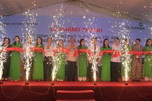 Khánh thành Trường PTDT bán trú Ama Trang Lơng