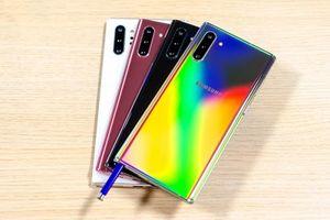 Đâu là điểm đặc biệt của Galaxy Note 10 vừa được ra mắt?