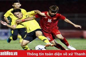 Việt Nam thắng Malaysia ở trận ra quân giải U18 Đông Nam Á
