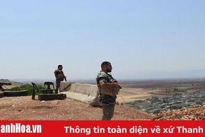 Lực lượng chính phủ Syria giải phóng 2 thị trấn chiến lược tại Hama