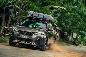 Peugeot 3008 khám phá đường mòn Hồ Chí Minh cùng tạp chí nổi tiếng Anh quốc