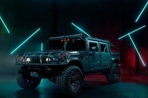 Hummer H1 Launch Edition - Mẫu SUV thực thụ của nhà binh