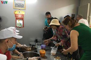 Bệnh viện Chợ Rẫy khai trương 'Bếp yêu thương' cho bệnh nhân nghèo