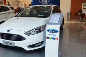 Ford Focus bị khai tử, giảm giá 'khủng' 90 triệu đồng để thanh lý hàng tồn