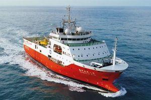 Tàu khảo sát Trung Quốc rút khỏi thềm lục địa, vùng đặc quyền kinh tế của Việt Nam