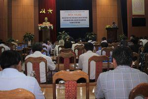 Tìm giải pháp ổn định đời sống người dân tái định cư thủy điện ở Quảng Nam