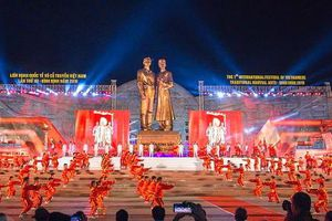 Bình Định: Khai mạc Liên hoan Quốc tế Võ cổ truyền Việt Nam lần thứ VII