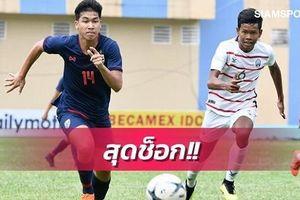 Sốc lớn cho bóng đá Thái Lan