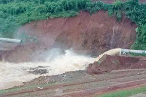 Di dời khẩn cấp 5.000 dân dưới hạ lưu thủy điện Đắk Kar