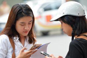 ĐH Công nghệ Thông tin và Truyền thông Thái Nguyên có điểm chuẩn từ 13