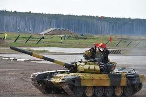 Đội xe tăng Việt Nam vào bán kết Army Games