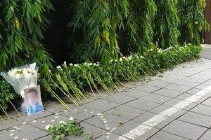 Trường Gateway đề nghị không tưởng niệm, đặt hoa trước cổng trường