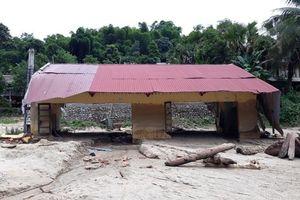 Ngành giáo dục Thanh Hóa thiệt hại nặng nề do mưa, lũ