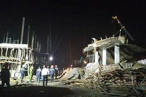 Vụ sập giàn giáo cây xăng ở Hải Phòng: Cây xăng xây dựng trái phép