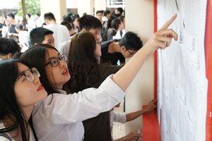 7% số trường không lên được danh sách thí sinh trúng tuyển, không tham gia lọc ảo