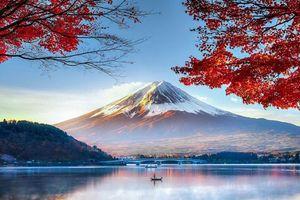 Đi đâu để ngắm mùa thu núi Phú Sĩ?
