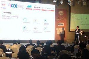 Vietnam CEO Summit 2019: Khởi động chuyển đổi số trong các doanh nghiệp Việt Nam