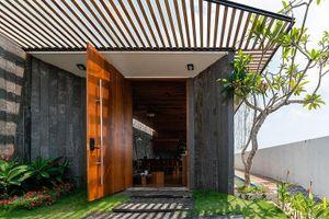 'Tuyệt chiêu' giúp ngôi nhà ở Quảng Nam quanh năm mát rượi