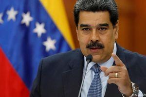 Caracas đình chỉ đàm phán với phe đối lập sau lệnh trừng phạt mới của Mỹ
