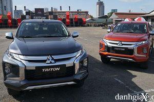 Mitsubishi Triton 2019 và Chevrolet Colorado 2019: Chọn xe gia đình hay xe 'vận tải'?
