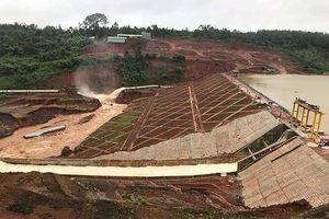 Thủy điện Đắk Kar: Sẵn sàng nổ mìn giải nguy cho hồ chứa đang bị kẹt van xả