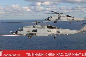 12 'sát thủ diệt ngầm' MH-60R Mỹ tăng cường sức mạnh cho hải quân Hàn Quốc