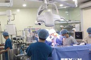 Hà Nội: Cứu sống kịp thời bệnh nhân bị lóc tách động mạch chủ cấp