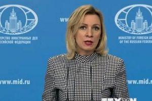 Nga: Kyrgyzstan giải quyết căng thẳng thông qua biện pháp hòa bình