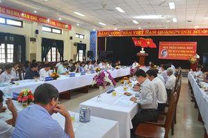 Tưởng nhớ, tri ân những đóng góp to lớn của nhà cách mạng Huỳnh Ngọc Huệ